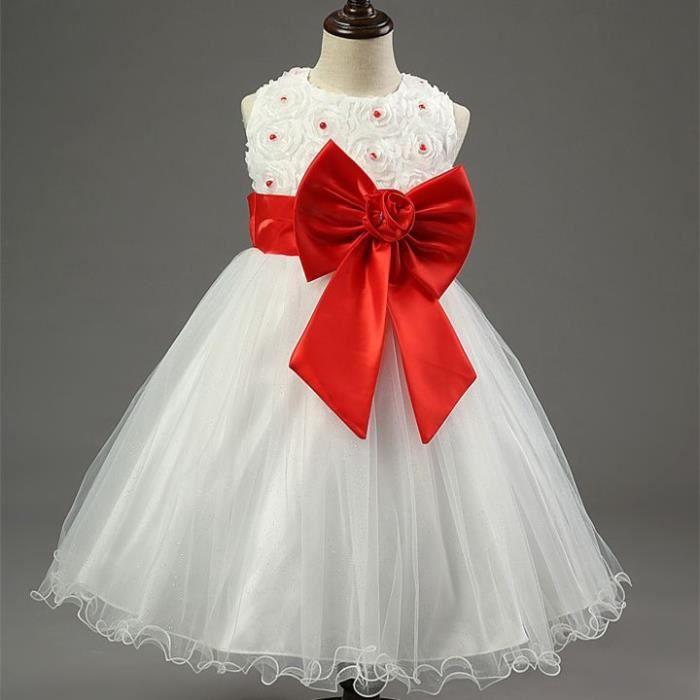 43d5d9d7aa5ba ... Mariage Pour Enfant Co… ROBE DE CÉRÉMONIE Robe Demoiselle D honneur  Fillette -Robe ...