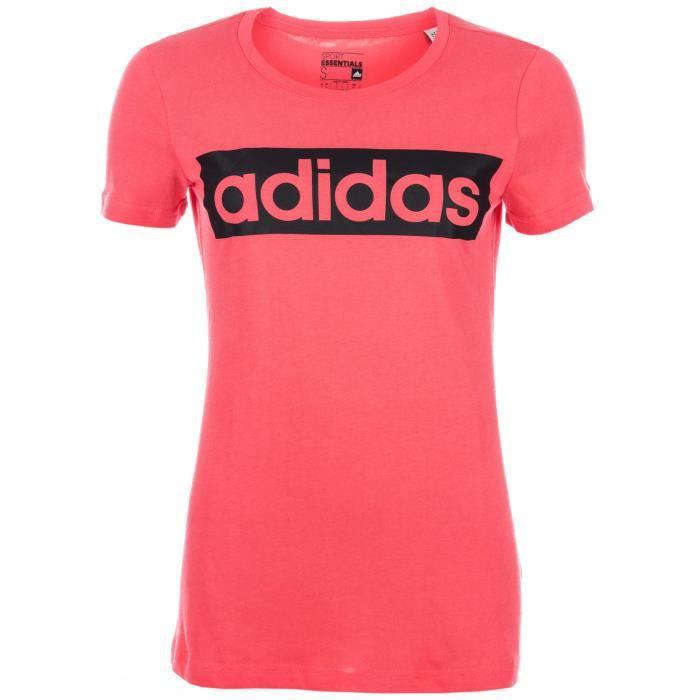 0babbabb1b107 T-shirt de sport adidas femme - Achat   Vente pas cher