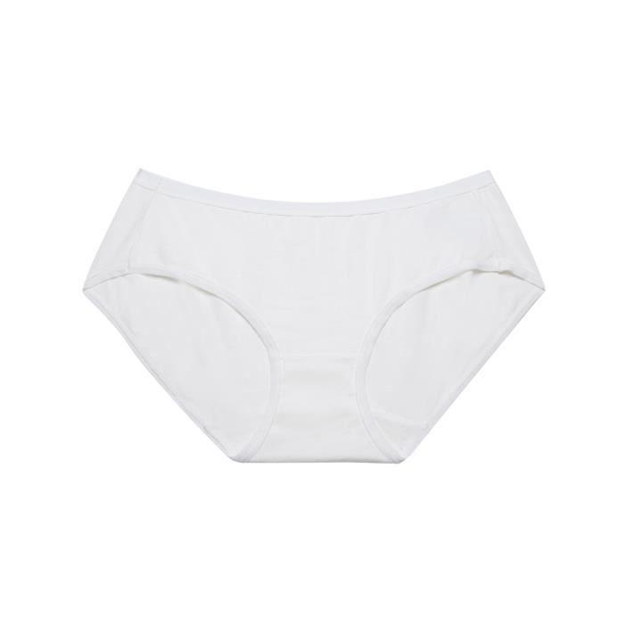 3 Pcs Soft Multicolor Femmes Set Thong Sous Lace vêtement Culotte Dot Sexy HXSxq