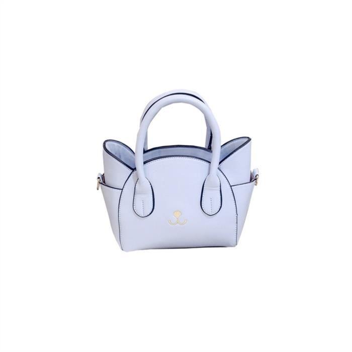 Chic Messenger Bag pour les femmes, Bleu