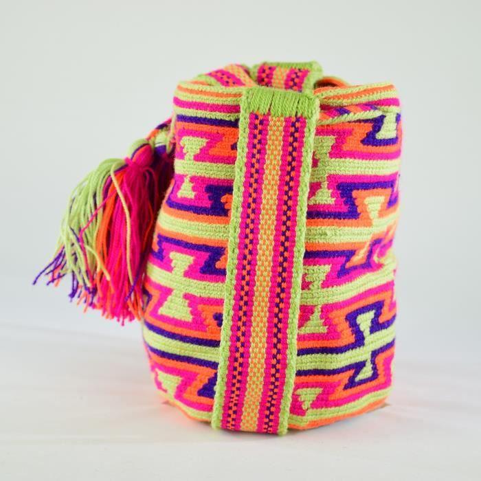 Mochila 2138 Wayuu Sac Mini VSLYC Premium qwfnHAB