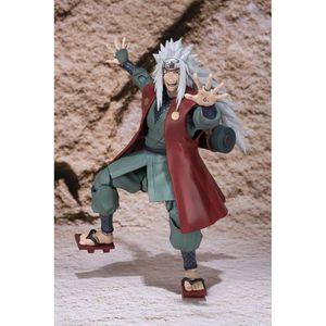 FIGURINE - PERSONNAGE BANDAI - Figurine Figuarts Naruto: Jiraiya