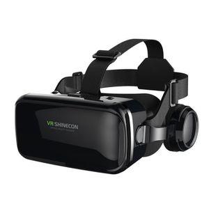 LUNETTES 3D 3D Réalité Virtuelle VR SHINECON film Lunettes de cb04a7a064b0