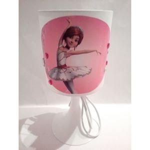 Creacat Danseuse Chevet Lampe Strass Achat Enfant Ballerina uT5lJc31FK