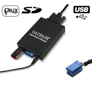 CLE WIFI - 3G Interface USB mp3 entrée Auxilliaire Renault 8pins