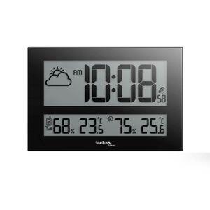 HORLOGE - PENDULE WS 8011 - extra large horloge murale numérique ave