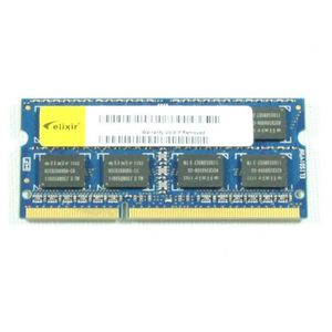 MÉMOIRE RAM 2Go RAM PC Portable SODIMM Elixir M2S2G64CB88B5N-C