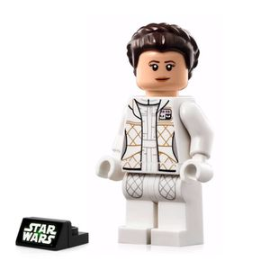 ASSEMBLAGE CONSTRUCTION LEGO Star Wars Figurine - Princesse Leia (Carrie F