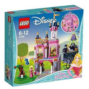 ASSEMBLAGE CONSTRUCTION Lego Disney Princess - Le Château de la Belle au B