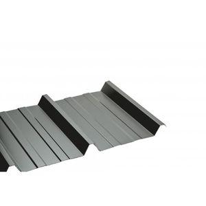 PLAQUE - BARDEAU Bac acier laqué - Régulé 1045 0.63mm - L: 250 cm -