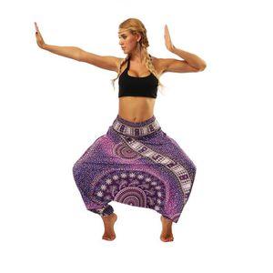 PANTALON Femmes Casual Summer Pantalon de Yoga en vrac Bagg