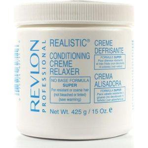 DÉFRISAGE - LISSAGE Crème Défrisante pour Cheveux Résistants et trè...