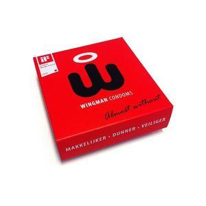 PRÉSERVATIF Boîte de 3 préservatifs WingMan