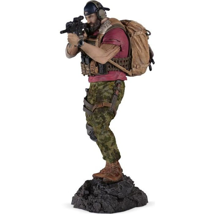 FIGURINE - PERSONNAGE Ghost Recon BREAKPOINT : Figurine Nomad