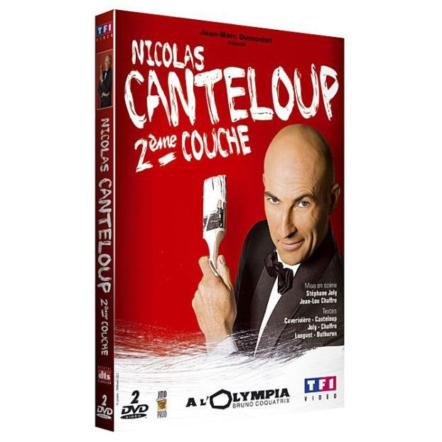 nicolas canteloup spectacle