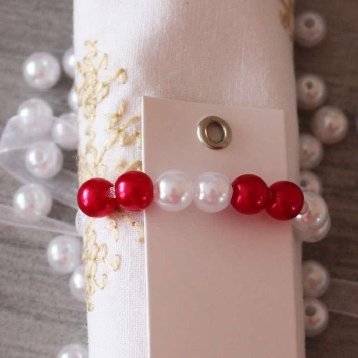 Perle nacre decoration achat vente pas cher for Perle decoration