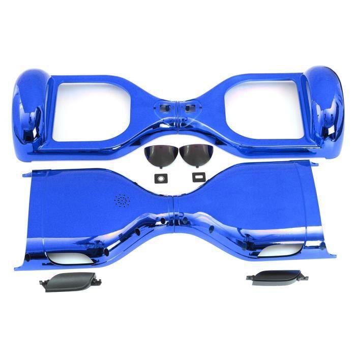 ACCESSOIRE VEHICULE Coquille Etui Pr 6.5 Pouces Segway Bleu