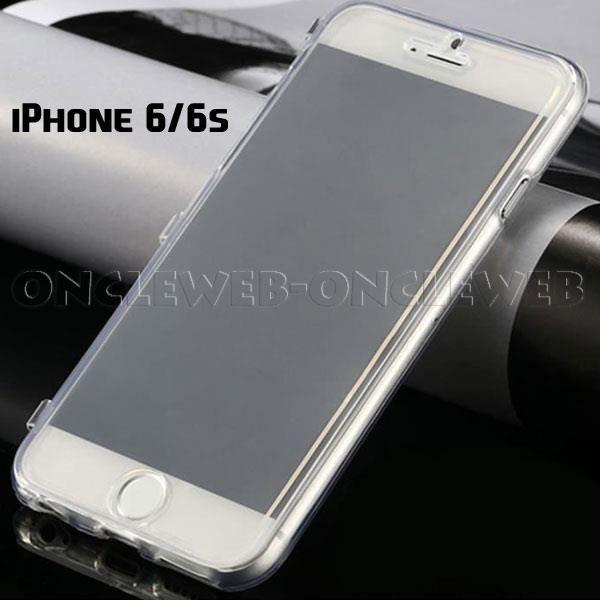 coque iphone 6 transparente 360