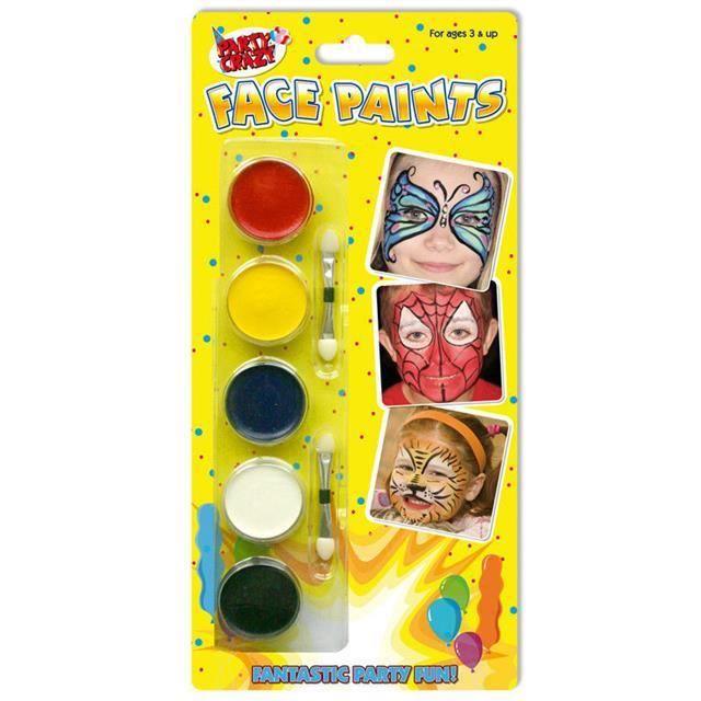 Enfants Enfants Party Peintures De Maquillage Face Painting Kit