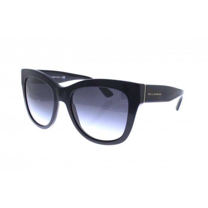 51657e0454bf66 D G 4270 501-8G - Lunettes de soleil femme - Achat   Vente lunettes ...