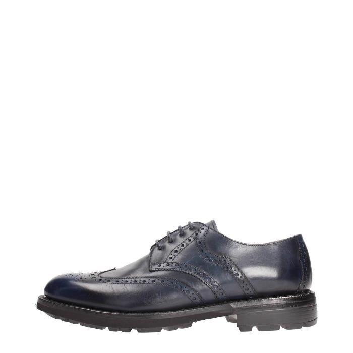 Lacets Blue à Homme Achat Campanile Blue Bleu 43 Chaussures HP1ExE