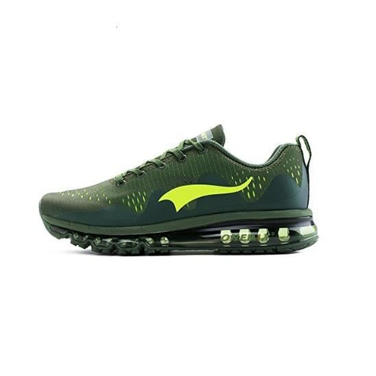 buy popular 0f8bb f1e44 ONEMIX Air Baskets Homme Chaussures de Course Trail Sneakers New Wave Sports  Running Shoes