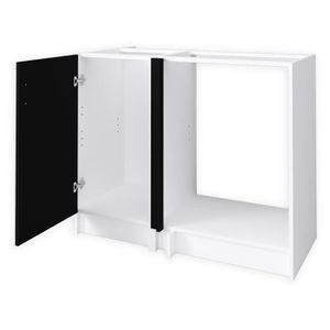 meuble d angle cuisine achat vente meuble d angle cuisine pas cher cdiscount. Black Bedroom Furniture Sets. Home Design Ideas