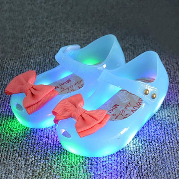 Xxpioi Sandales Enfants Led Chaussures Princesse Mignon Wqc4ibpr 1qwgFHqn