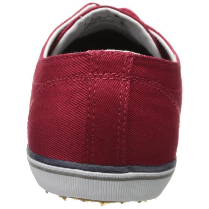 Fred Perry Kingston Twill Mode Sneaker VZKKS Taille-40 1-2 XA8cSJM7j