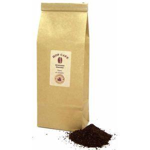CAFÉ - CHICORÉE Café moulu  aromatisé Chocolat pour capsule vide N