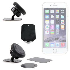 FIXATION - SUPPORT Support voiture magnétique pour iPhone 7 et 7 Plus