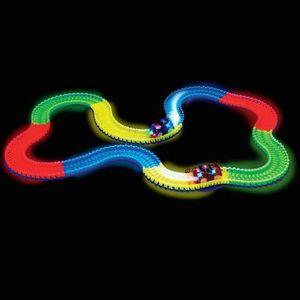 CIRCUIT Circuit automobile magique & lumineux pour enfants
