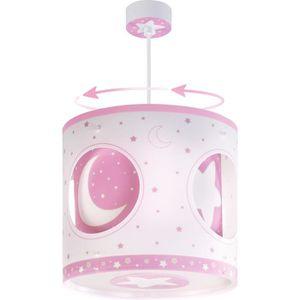 LUSTRE ET SUSPENSION Lustre suspension Moon Pink - Rose