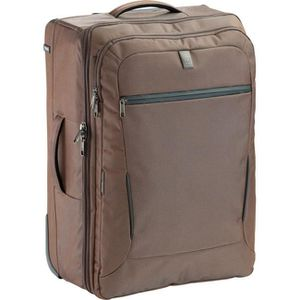 VALISE - BAGAGE Valise Go Travel 68L Check-In Marron