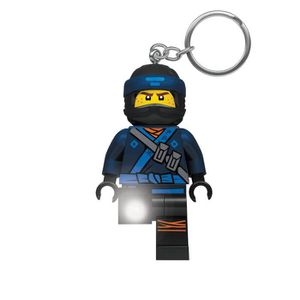PORTE-CLÉS LEGO Ninjago Porte-clé Jay - Pieds lumineux