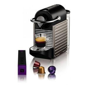 MACHINE À CAFÉ Cafetières nespresso KRUPS - Nespresso Pixie Titan
