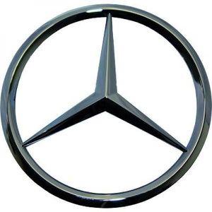 ATTELAGE Emblème logo MERCEDES CLASSE V de 98 à 05