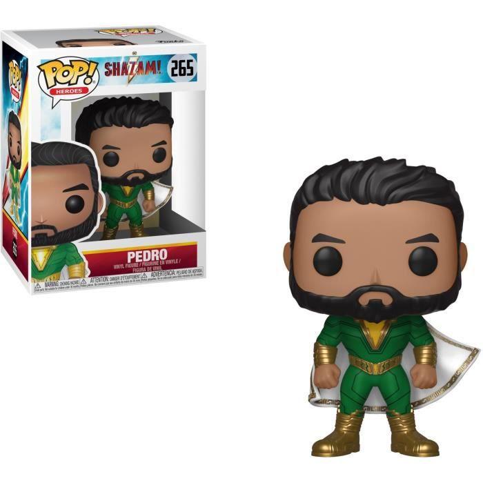 Figurine Funko Pop! HerŒs: Shazam - Pedro