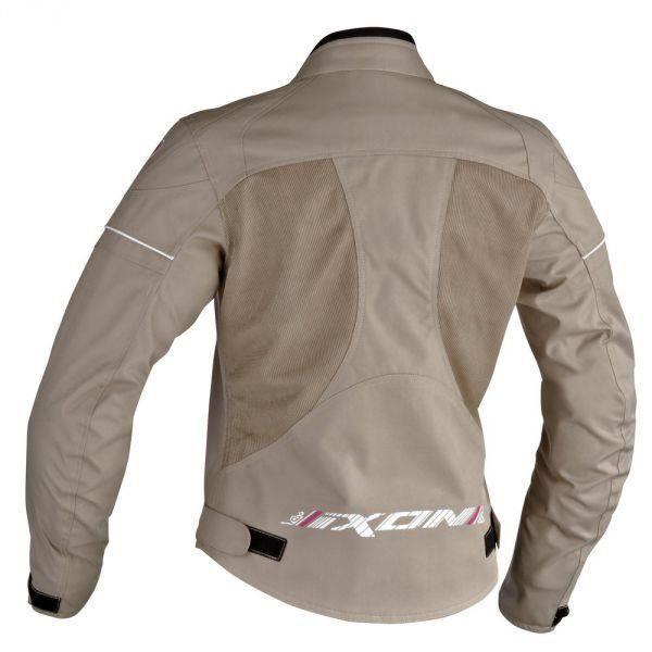 IXON Blouson de moto Sierra - Sable
