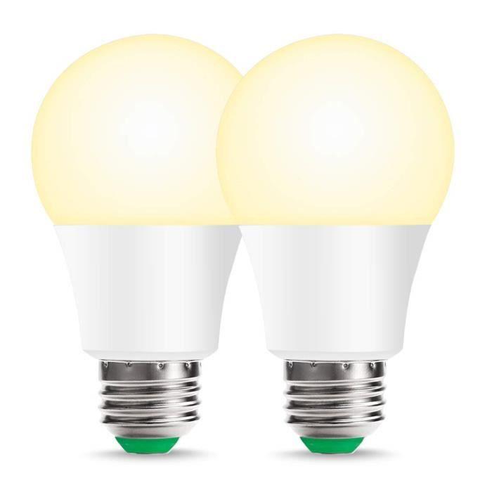 Par E27 Amazon Lohas SmartWifi A60Compatible Ampoule Sma Chaud Avec Led AlexaGoogle AccueilBlanc 2700kTélécommande g6yvI7mYbf