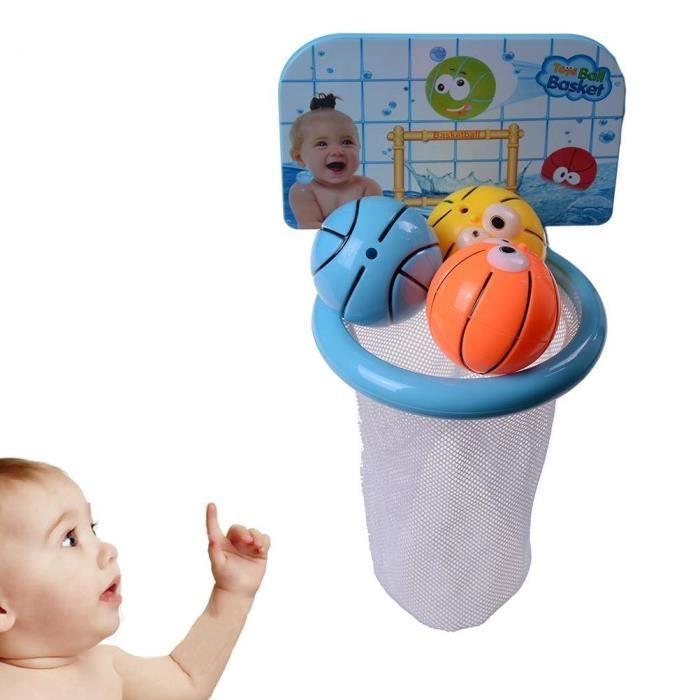 Waterstone baby shower de bain Jouets pour enfants basket-ball salle ...