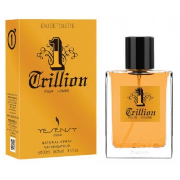3b4df8558 1 Trillion - Parfum Homme generique / Inspiré par le prestigieux One ...