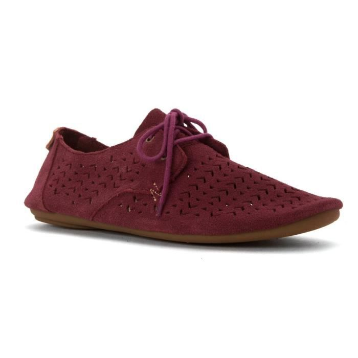 Femmes Bianca Oxford Perf ZCUR1 Taille-37