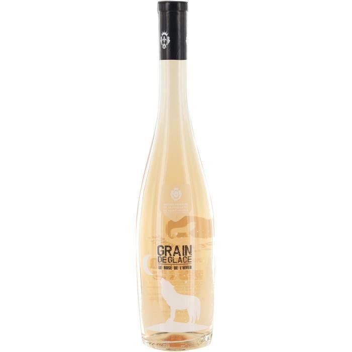 VIN ROSÉ Grain de Glace 2016 Côtes de Provence - Vin rosé d