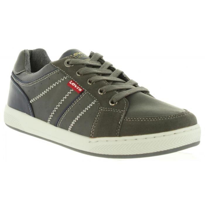 2525 GREY Chaussures pouretet CLUB VCLU0004S Femme LEVIS F4wqXv