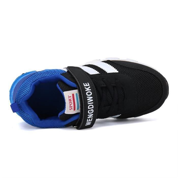 Baskets Chaussures de sport unisexe pour enfants Chaussures de sport décontractées OI52F