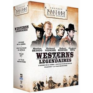 DVD FILM DVD Coffret western americains, vol. 2
