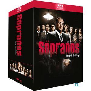BLU-RAY FILM Blu-ray Les Soprano - L'intégrale