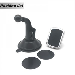 FIXATION - SUPPORT Telephone Support Noir Aimant Tableau Bord Voiture