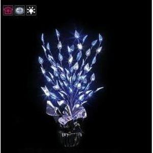 OBJETS LUMINEUX DÉCO  Bouquet lumineux blanc - 80 LEDs - Décoration l...